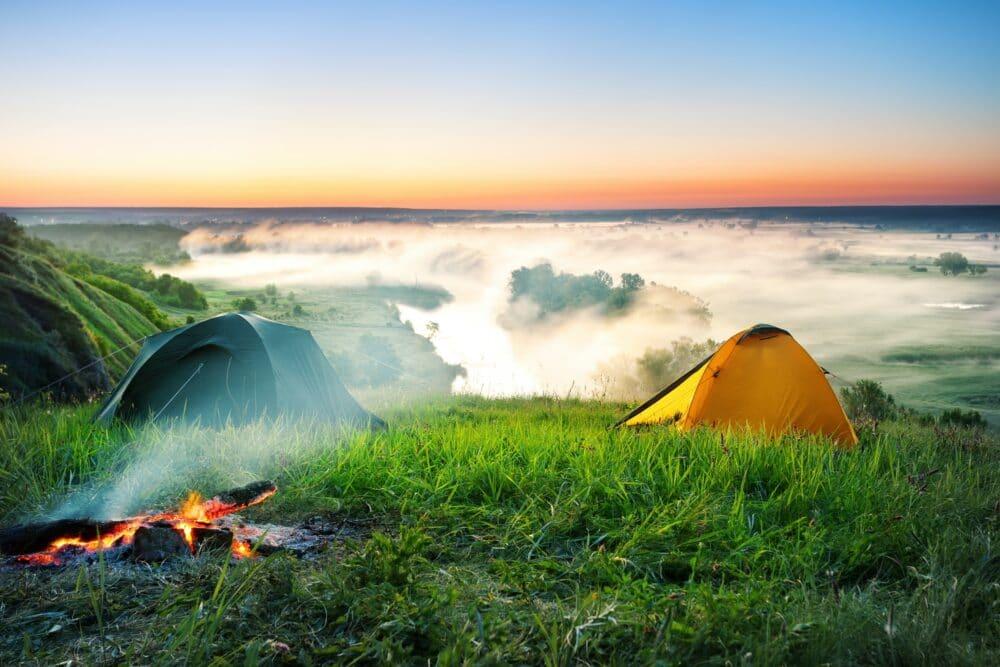 Türkiye'de En İyi Kamp Yapılacak Yerler